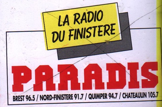 Radio Paradis [BREST] Paradis